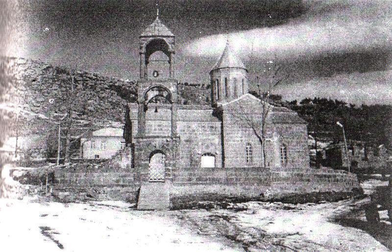 Авранло - Церковь Святого Георгия Победоносца