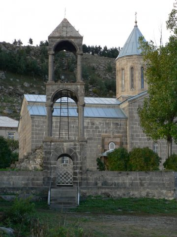 Авранло - Церковь Святого Георгия